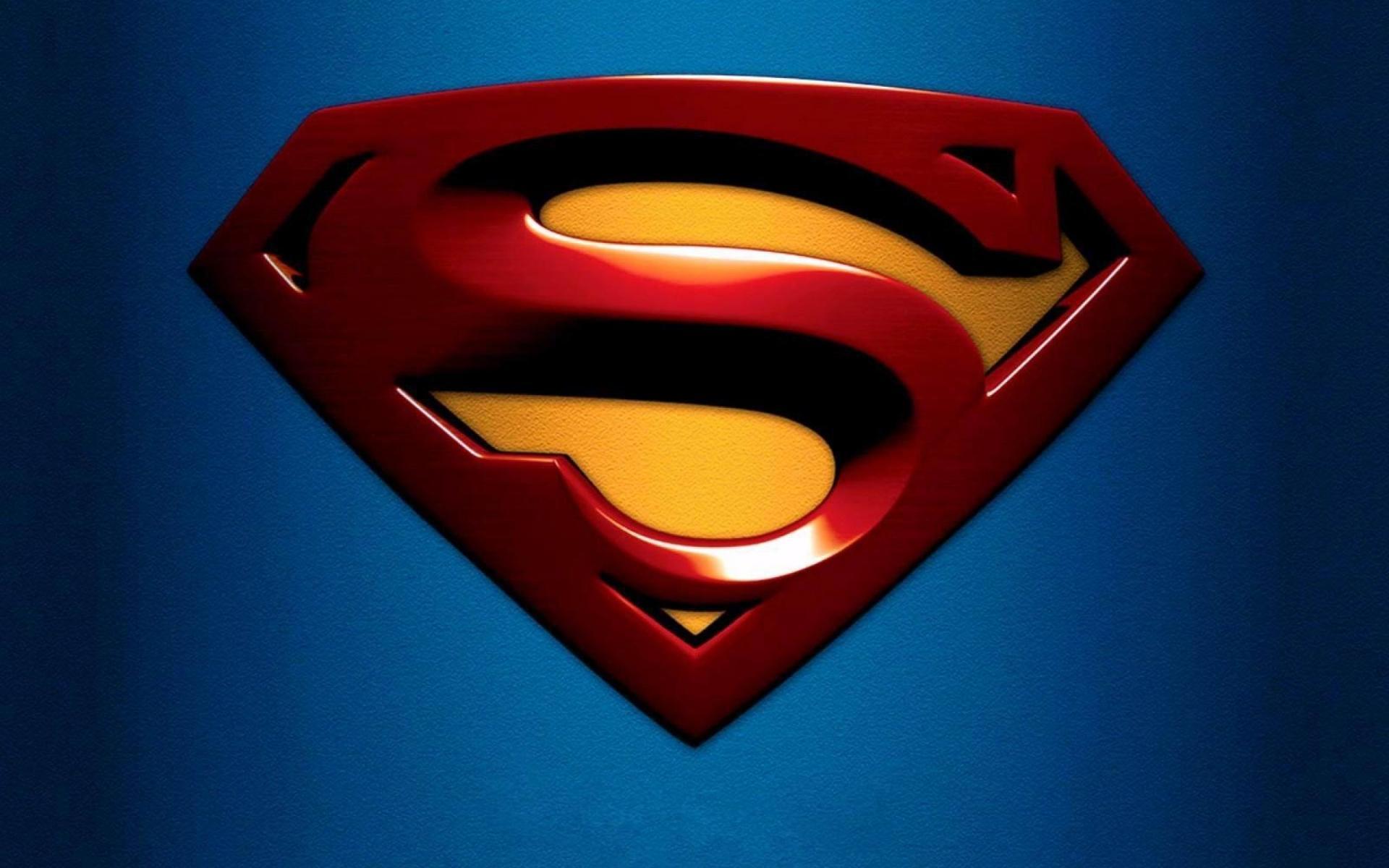 Pink Superman Logo Png