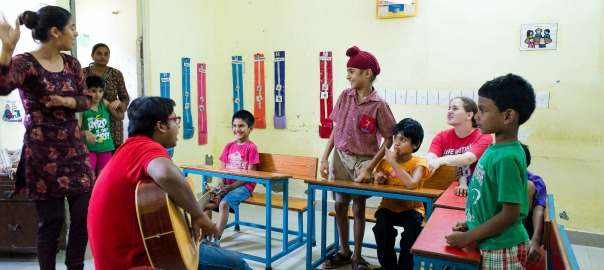 Love and Dignity Amongst the Differently-Abled