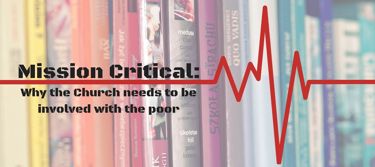 Mission Critical: For our Spiritual Health and Growth