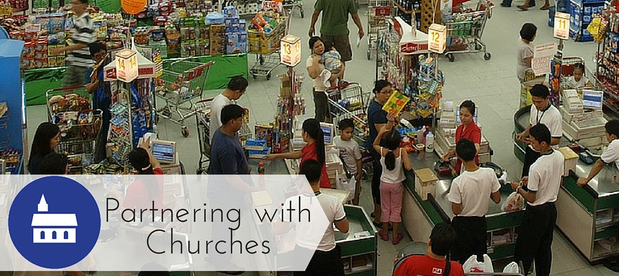 Why Partner in Ministry
