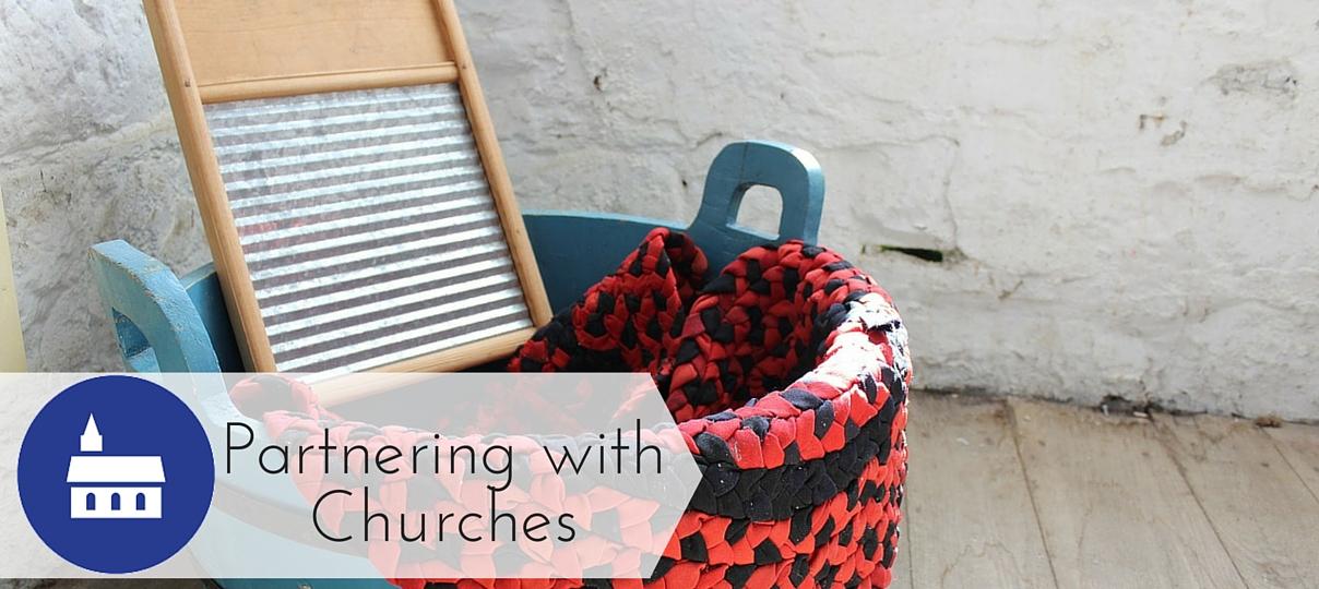Churches make the best partnerships