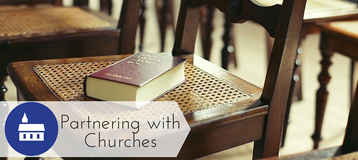 How Your Church Can Partner with Reconciled World