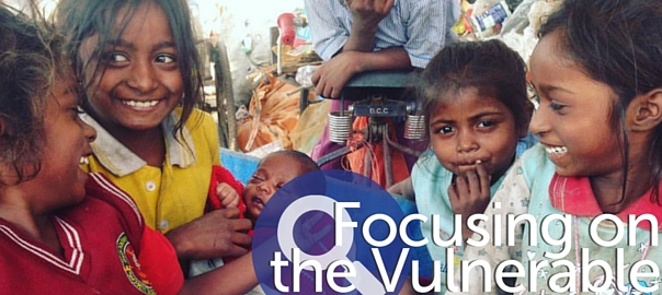 Focusing on the Vulnerable