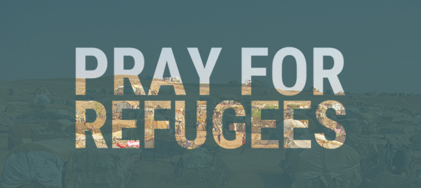 pray for refugees