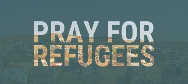 pray for refugees